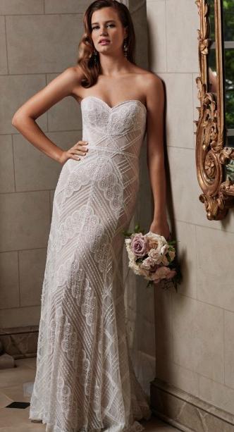 Gorgeous Plus Size Wedding Dresses Thefashionspot