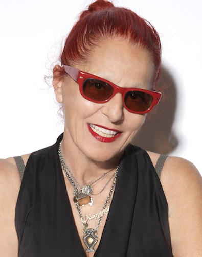Patricia Field at INA NY