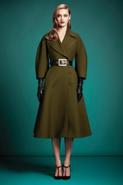 7. Gucci's Iconic Coat