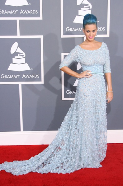 Katy Perry in Elie Saab Couture