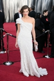 Milla Jovovich in Elie Saab Couture