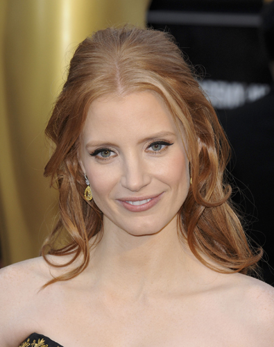 Best Overall: Jessica Chastain
