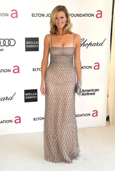 Brooklyn Decker at the 20th Anniversary Elton John AIDS Foundation Academy Awards Viewing Party