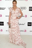 Dianna Agron at the 20th Annual Elton John AIDS Foundation Academy Awards Viewing Party