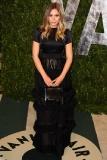 Elizabeth Olsen at the 2012 Vanity Fair Oscar Party