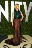 January Jones at the 2012 Vanity Fair Oscar Party