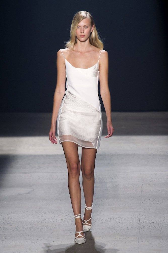 Slip Dresses at Narciso Rodriguez