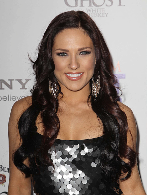 Sharna Burgess, Dancer on 'Dancing With the Stars'