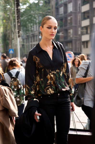 Street Style Chronicles - Milan