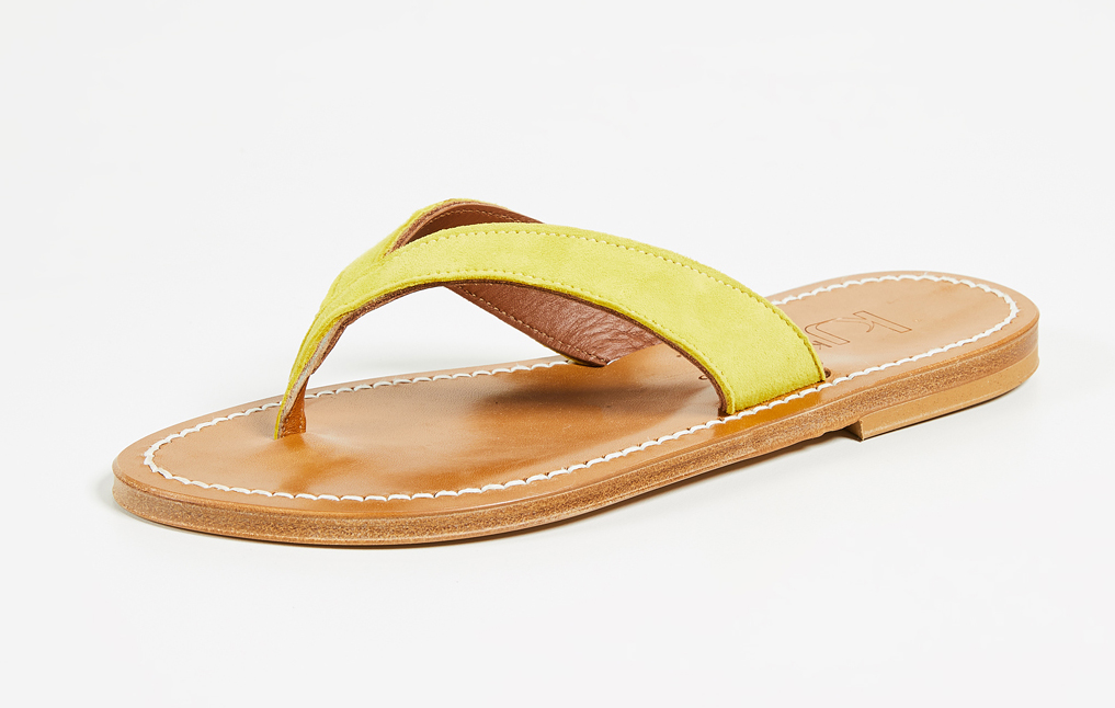 Flip Flop Splurge: K.Jacques