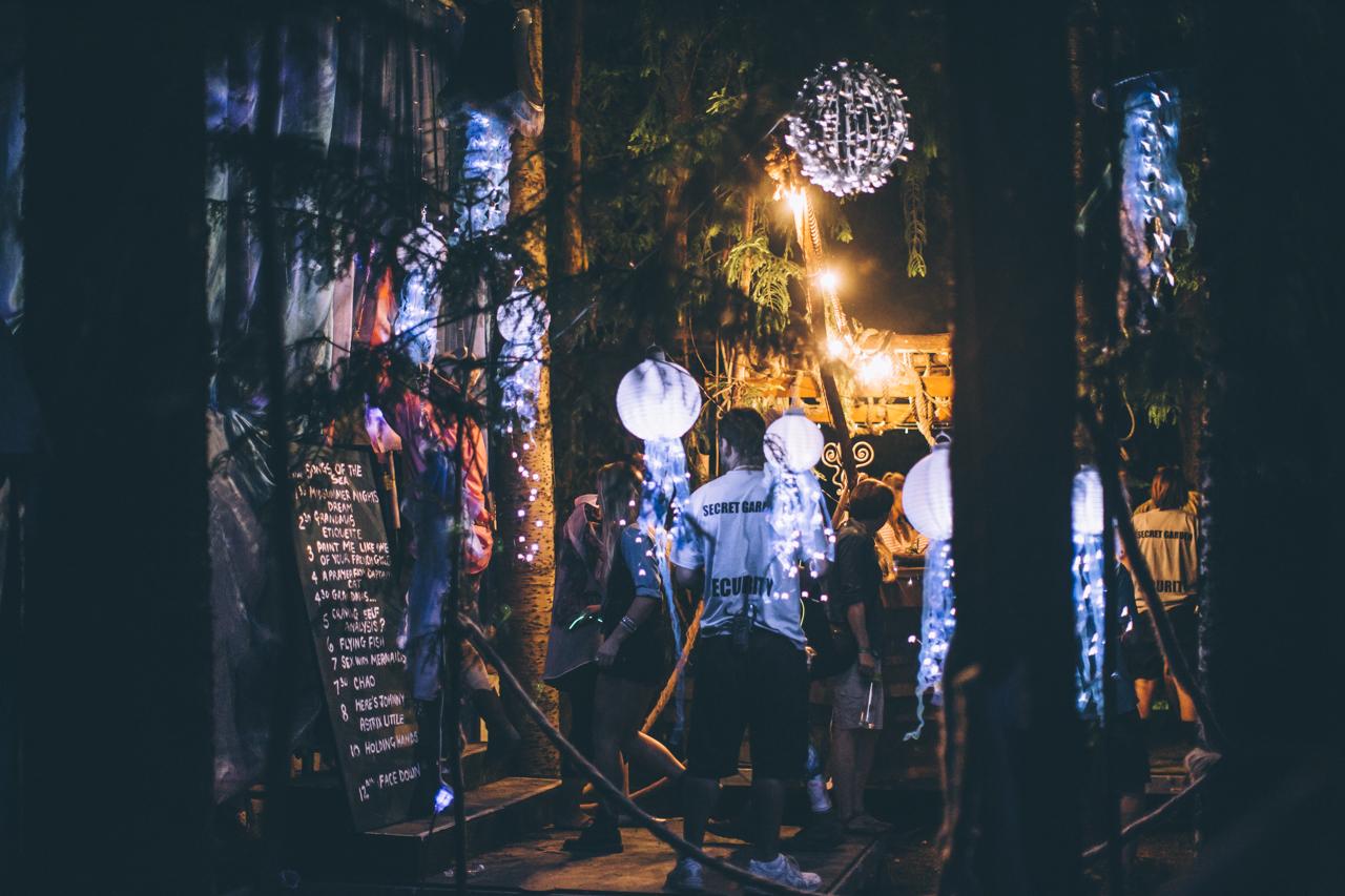 Secret Garden Festival 2016 - Fashion