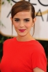 Emma Watson at the Golden Globe Awards