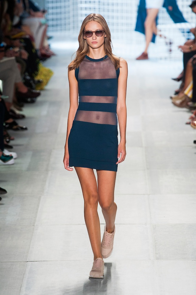 Sheer at Lacoste