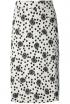 Emanuel Ungaro Floral Skirt
