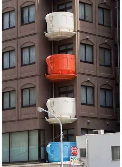 Creative Balconies