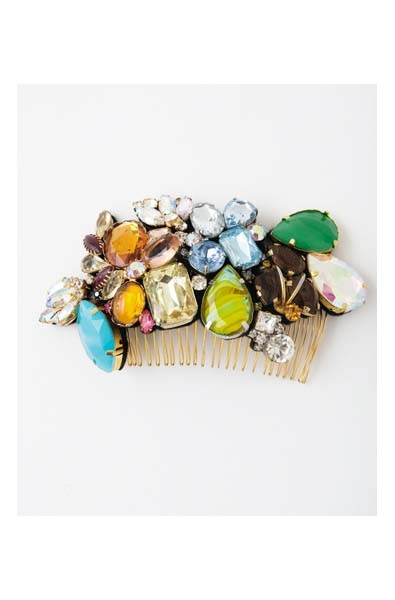 Jeweled Hairclip