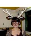 No Deer-in-Headlights Here