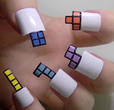 Tetris Talons