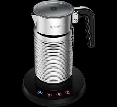 Frother/Cappuccino Splurge: Nespresso