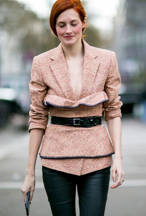 Taylor Tomasi Hill in Paris