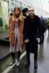 Veronika Heilbrunner and Justin O'Shea in Milan