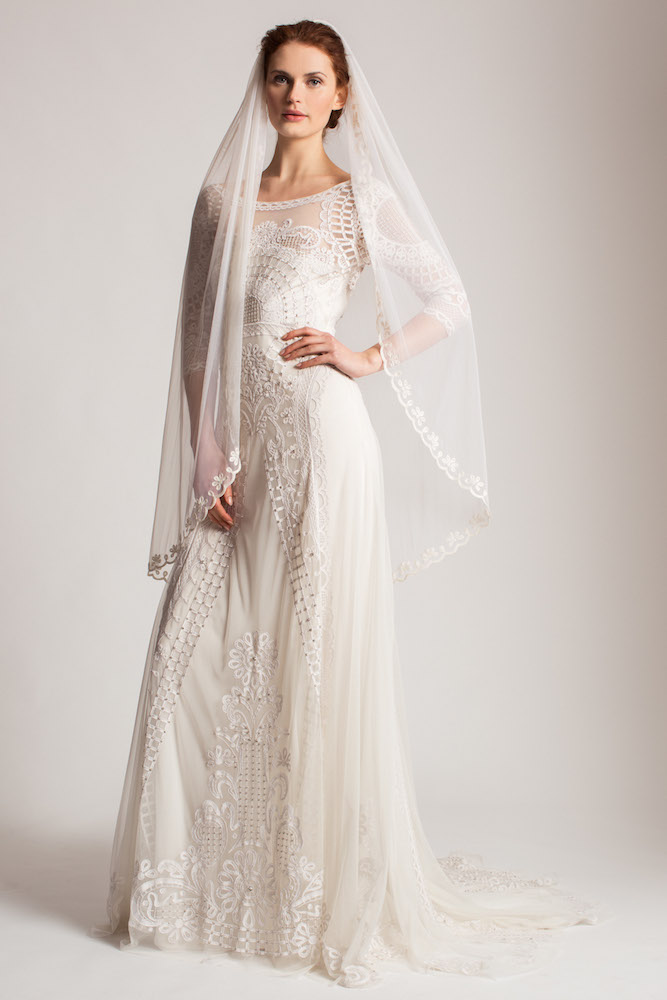 Wedding Dresses Affordable London : Most beautiful wedding dresses for spring thefashionspot