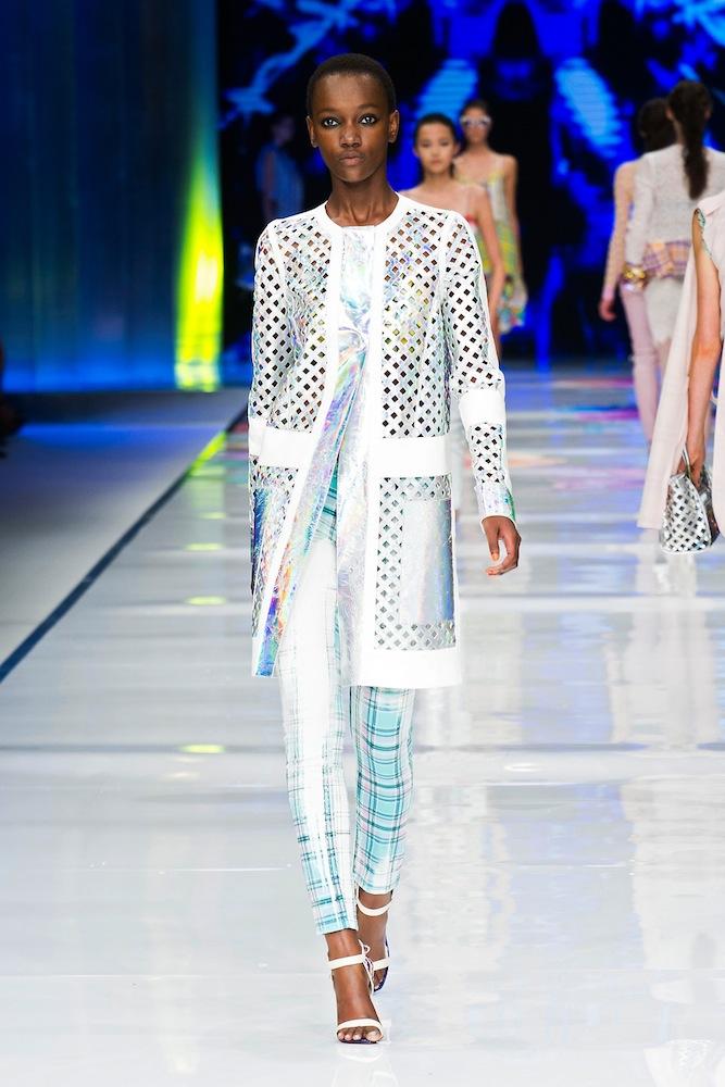 Futuristic Fashion: Just Cavalli