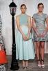 Tea Length Skirt (at Alice + Olivia)