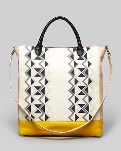 Two Trends, One Tote