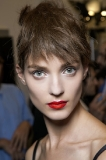 Prada's Faux Bangs