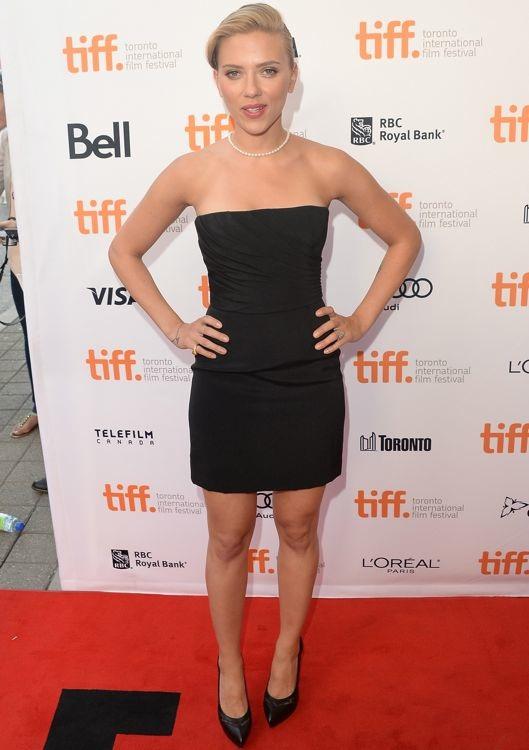Scarlett Johansson at the Premiere of Don Jon