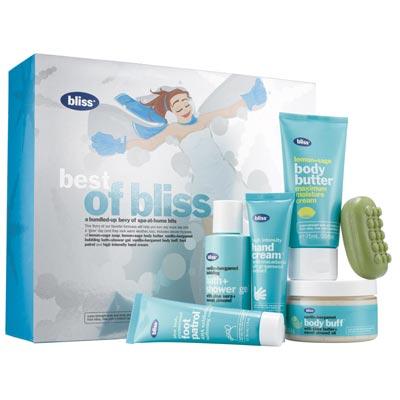 Splurge: Bliss