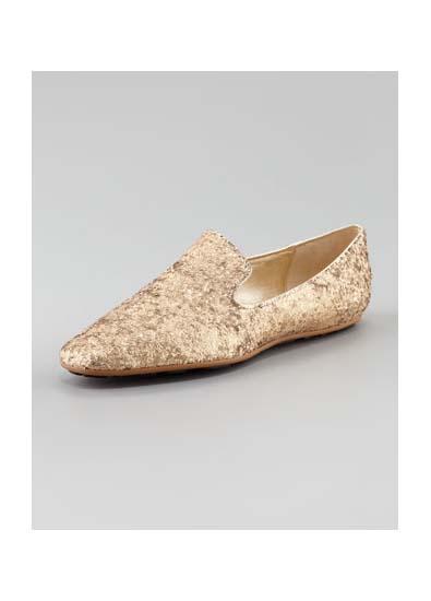 The Glitter Loafer