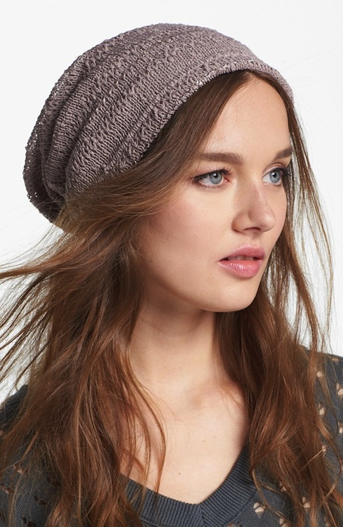 Get The Look: The City-Cool Beanie