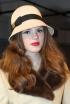 Kate Spade's Ladylike Cloche