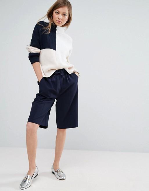 The Knee-Length Short