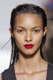 Velvet Red Lips at Barbara Bui