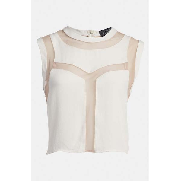 The Cropped Top