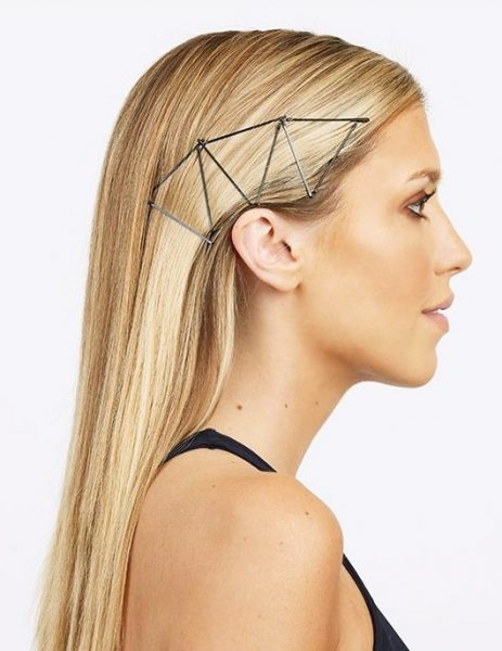 Peachy Bobby Pin Hairstyles Unexpected Ways To Wear Bobby Pins Short Hairstyles Gunalazisus