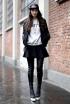 The Flat Brim Fashionista