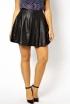 The Killer Leather Skirt
