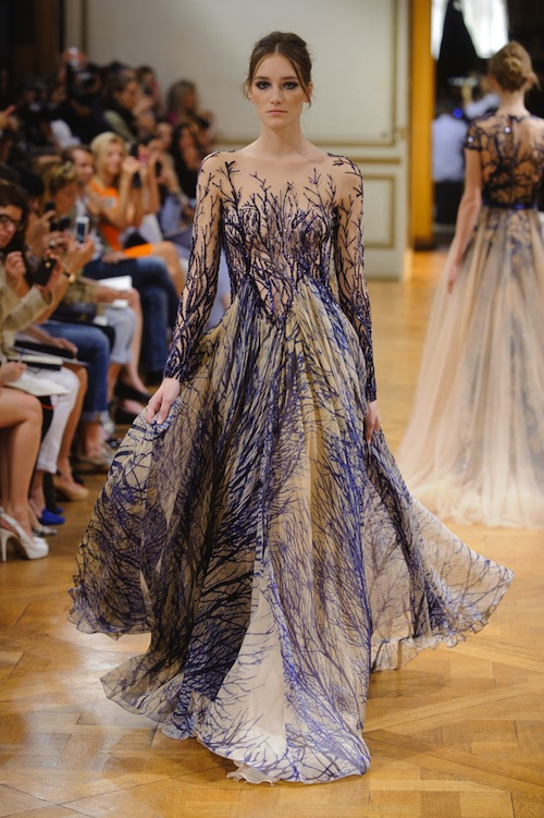 Zuhair Murad's Provocative Stems