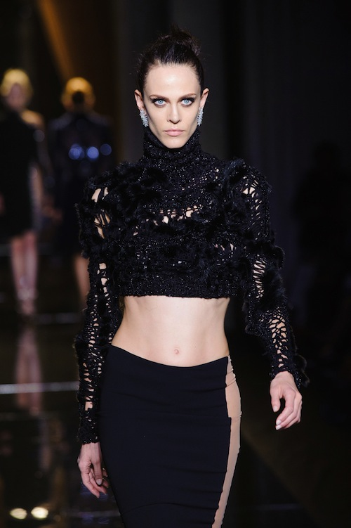 Atelier Versace's Erotic Sweater