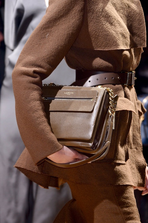 Lanvin's Clutching Business