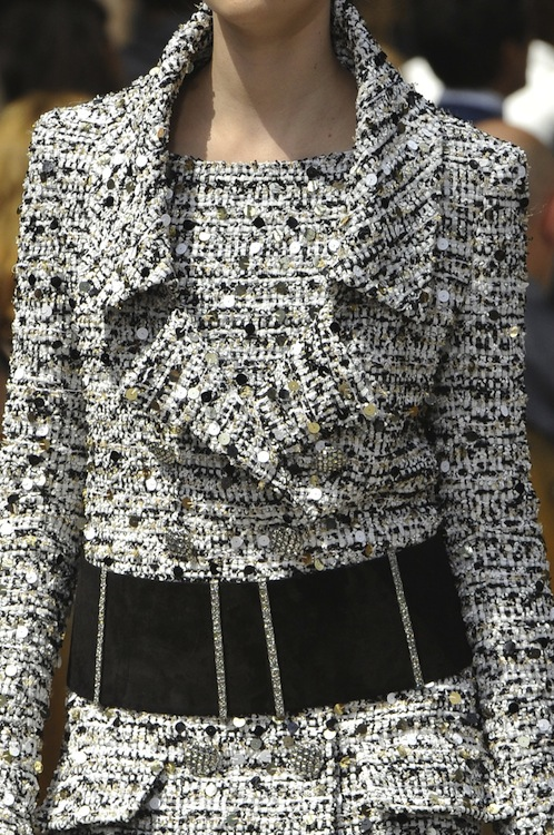 Chanel's Low Slung Belts