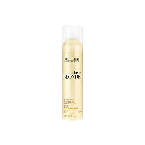 John Frieda Sheer Blonde Shape and Shimmer Hairspray