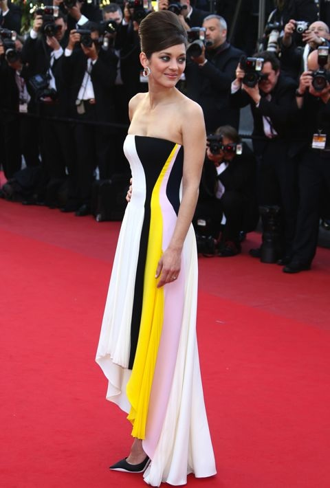 Marion Cotillard at the Premiere of Blood Ties