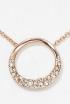Alexis Bittar Small Aura Pendant Necklace