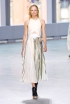 Inverted Triangle: Pleated Skirts at Proenza Schouler