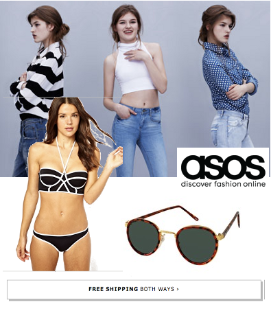Best All-Around Shopping Destination: ASOS